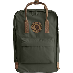 "Fjällräven Kånken No.2 Laptop 15"" Mochila, deep forest"